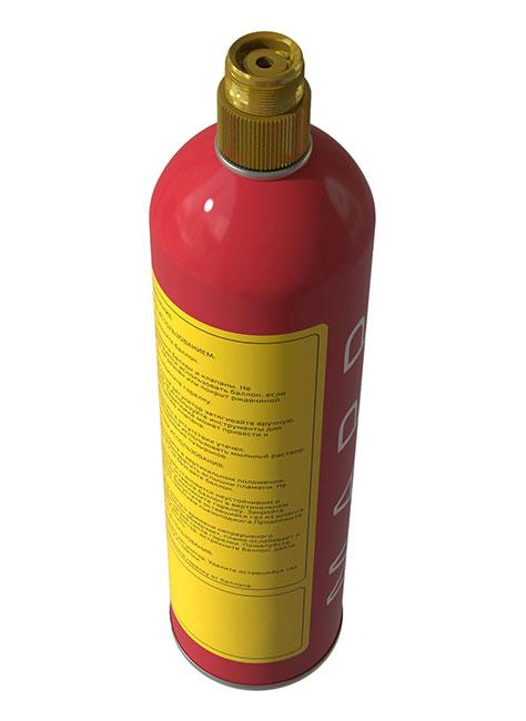 Газовый баллон Rotorica Rt.7220450