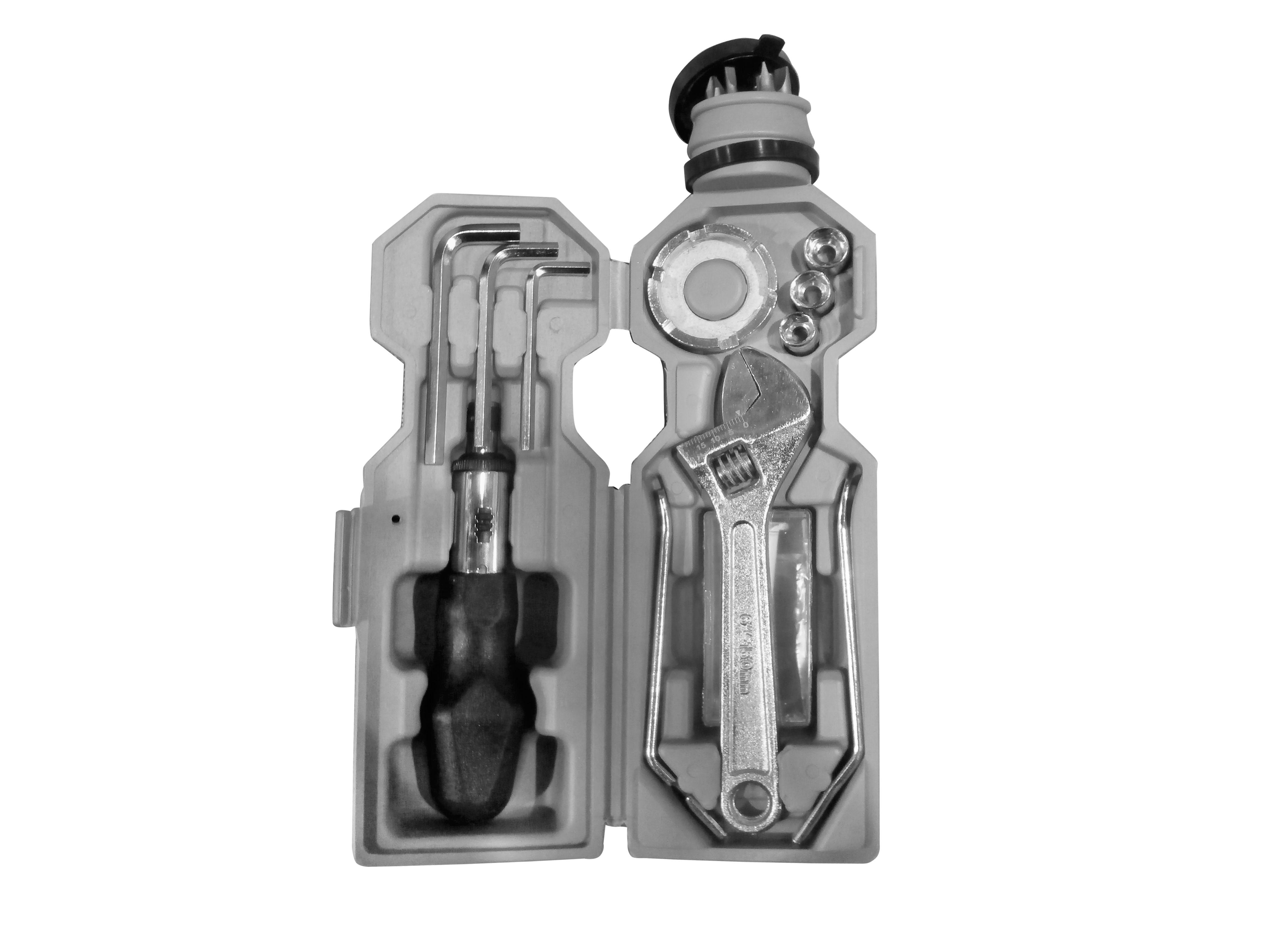 Набор Kroft 203030 (3 - 6 мм) набор торцевых головок jonnesway 3 8dr 6 22 мм и комбинированных ключей 7 17 мм 36 предметов