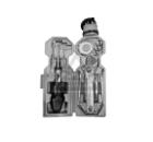 Ключ гаечный KROFT 203030 (3 - 6 мм)