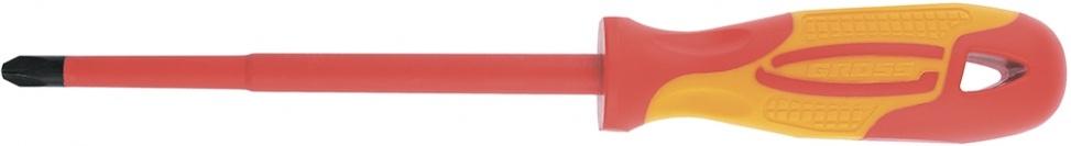 Отвертка Gross 12948 степлер мебельный gross 41001