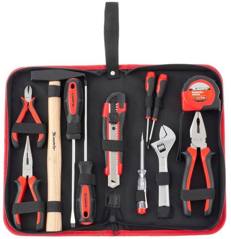 Набор инструментов Matrix 13562 набор инструментов matrix 13561
