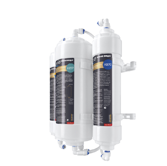 Фильтр Prio НОВАЯ ВОДА Od 320 фильтр для воды новая вода twin h370 white