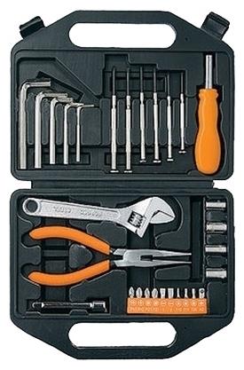 Набор инструментов Sparta 13535 ключ разводной truper pet