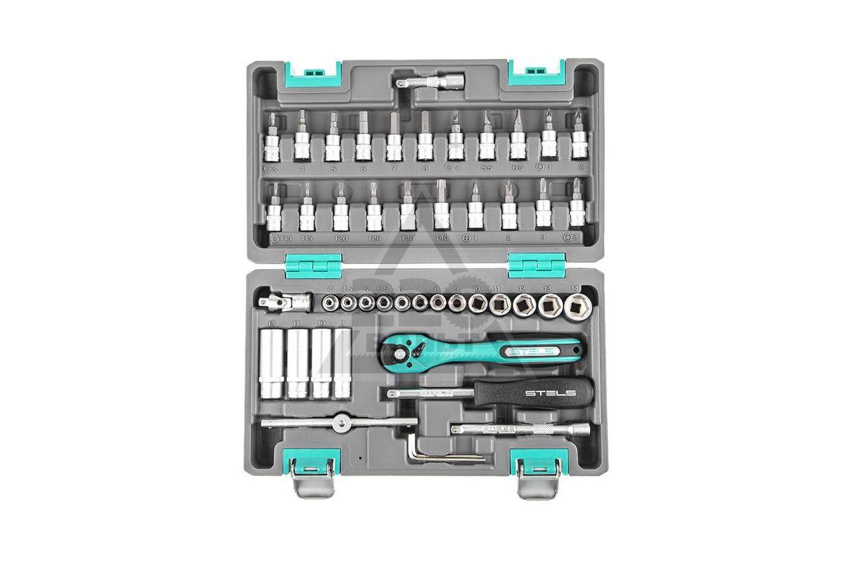 Набор инструментов STELS 14099 - фото 1