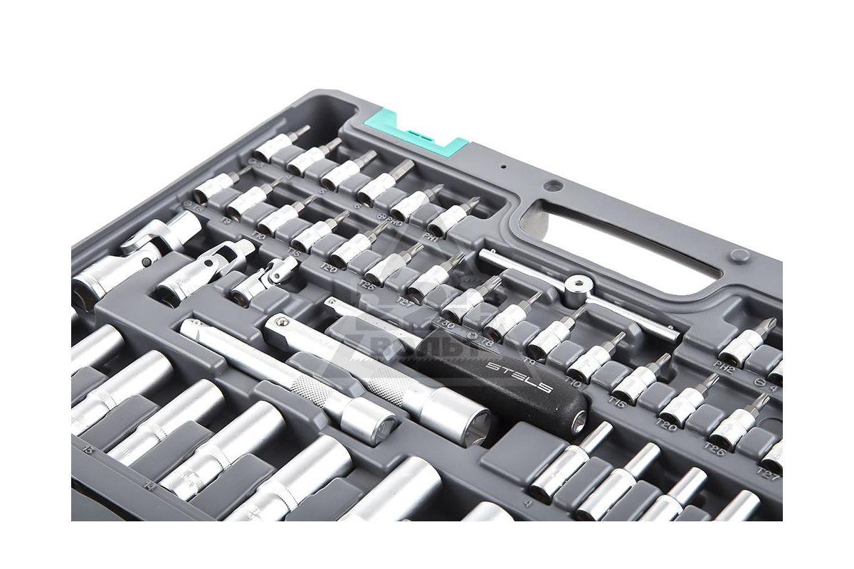 Набор инструментов STELS 14114 (фото 3)