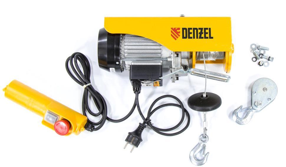 Тельфер Denzel Tf-250
