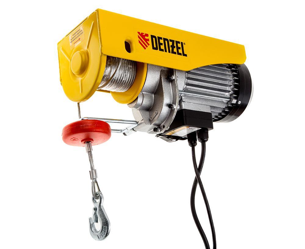 Тельфер Denzel Tf-500