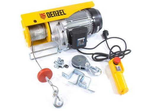 Тельфер DENZEL TF-1000 (52016)
