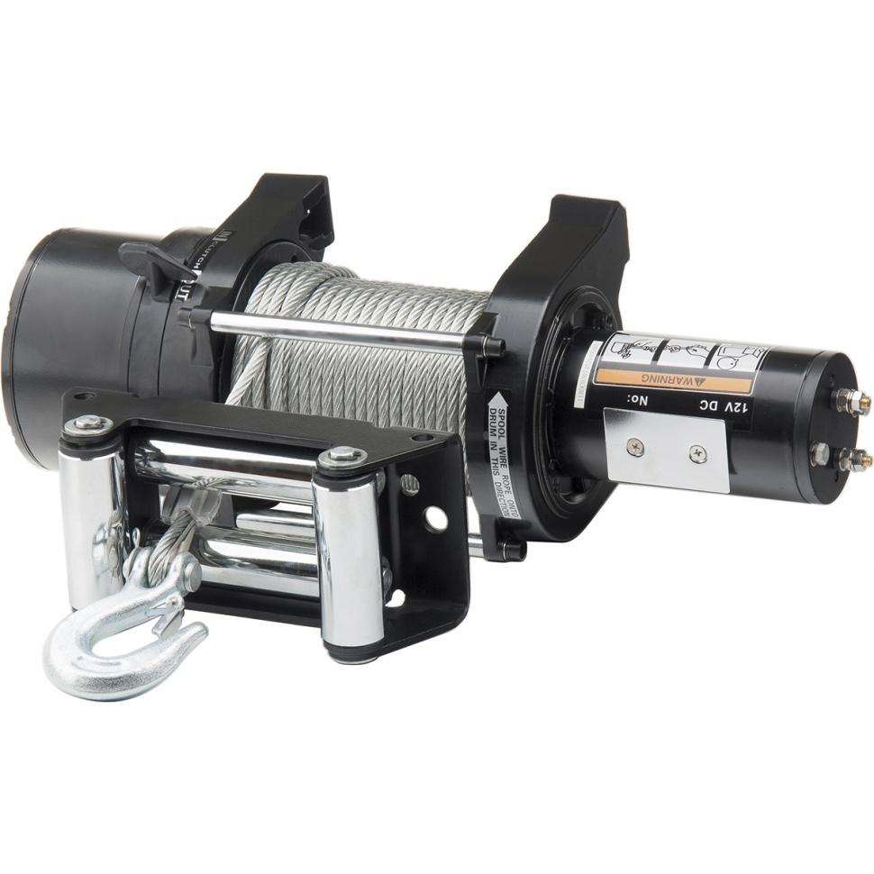 Автомобильная электрическая лебедка Denzel Lb-2000