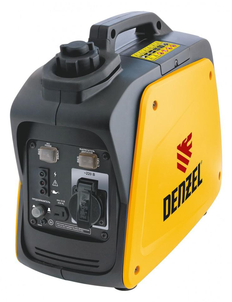 Генератор Denzel Gt-950i