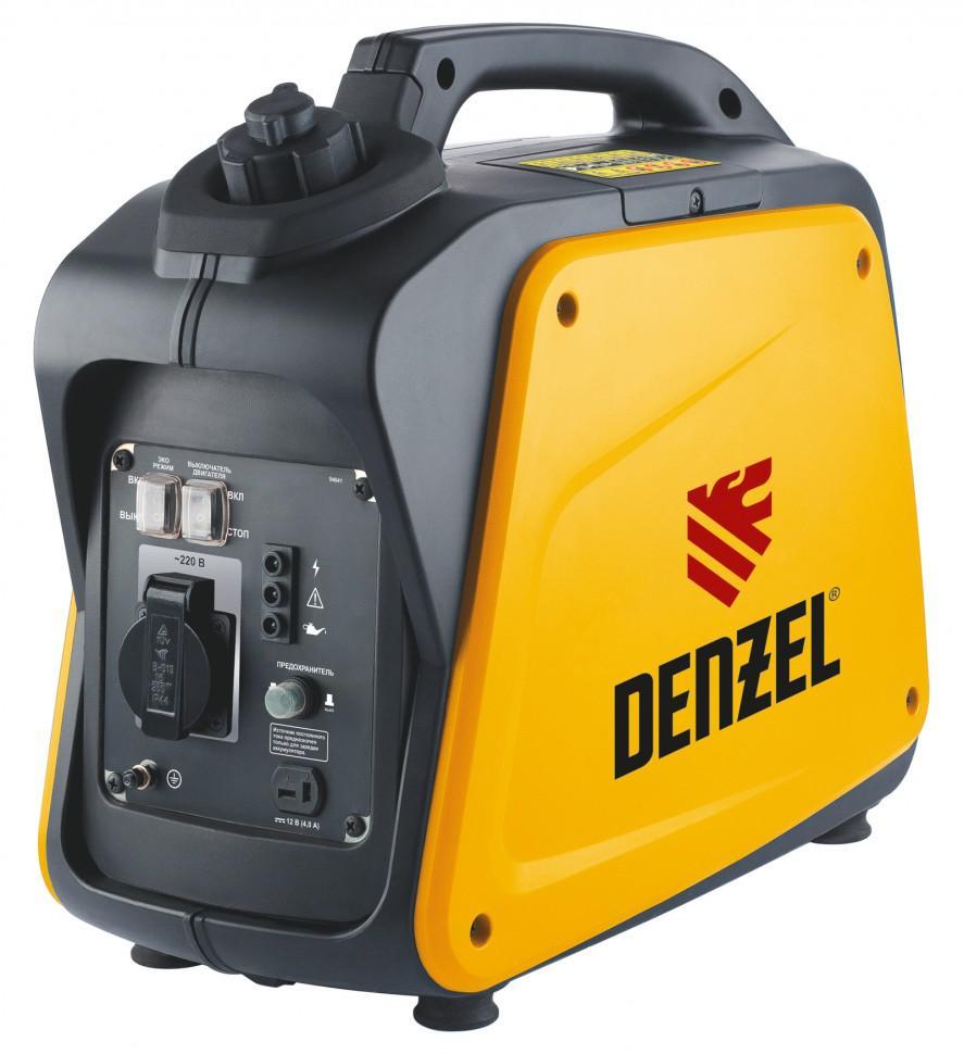Генератор Denzel Gt-1300i