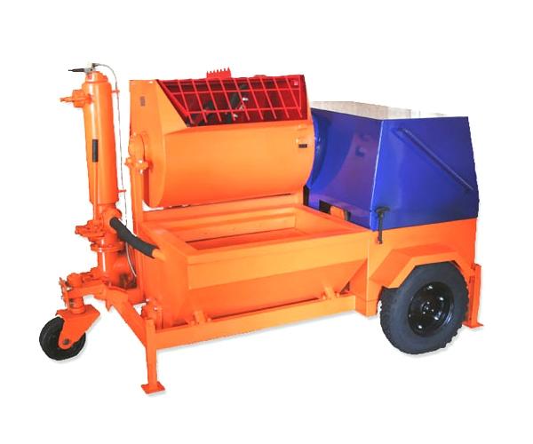 Агрегат штукатурно-смесительный СТРОЙМАШ АШС-2500