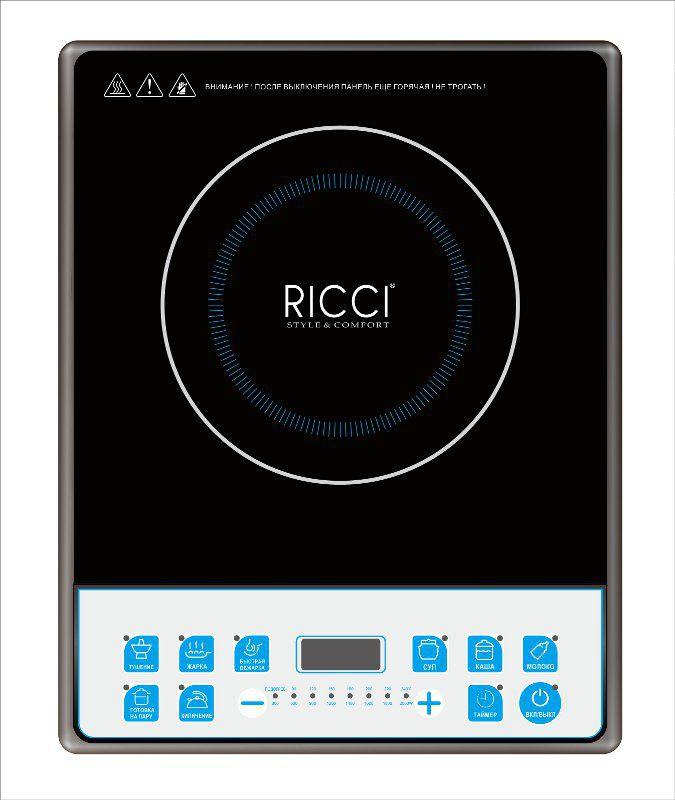 Плита индукционная Ricci Jdl-c21e51 плита индукционная ricci jdl c20e32