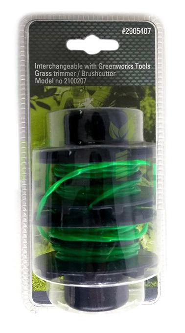 Катушка Greenworks 2905407 катушка индуктивности jantzen cross coil 12 awg 2 mm 2 mh 0 28 ohm