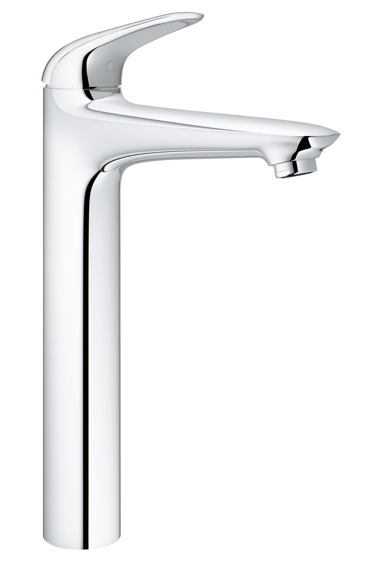 Смеситель для раковины Grohe Eurostyle 2015 solid 23719003 32129001 atrio 7° смеситель однорычажный для раковины grohe