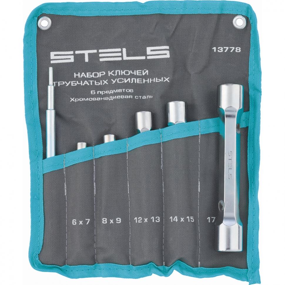 Набор ключей Stels 13778