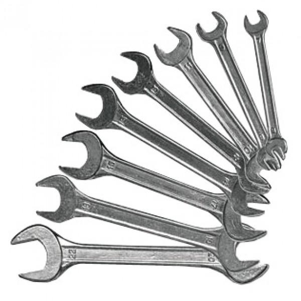Набор ключей Sparta 152755 (22 мм) набор торцевых головок jonnesway 3 8dr 6 22 мм и комбинированных ключей 7 17 мм 36 предметов