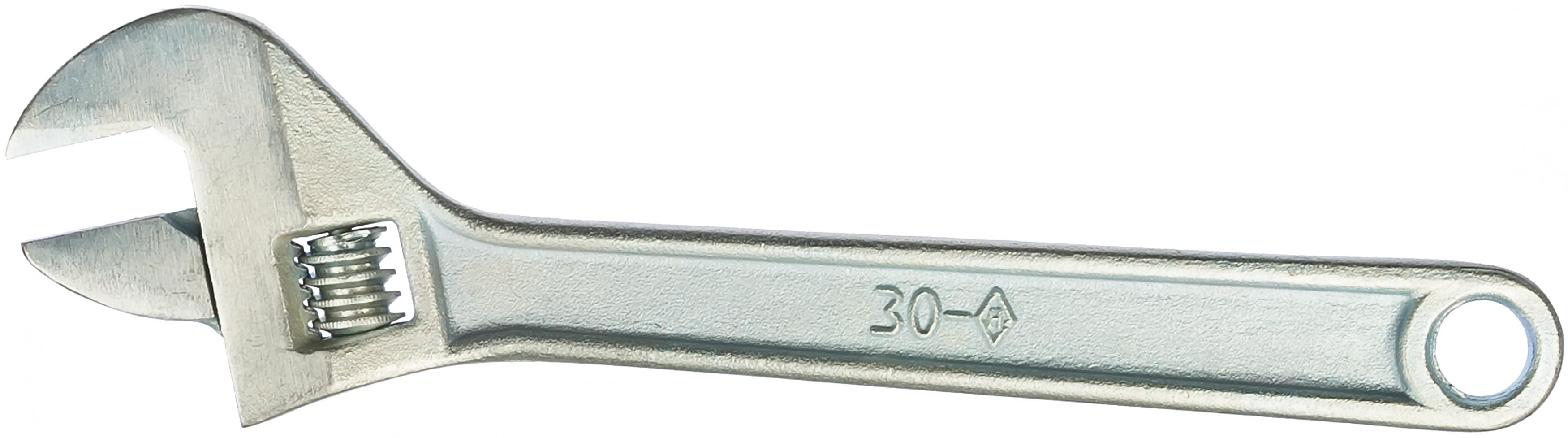 Ключ Nn МИ 15575 (0 - 30 мм) ключ разводной truper pet