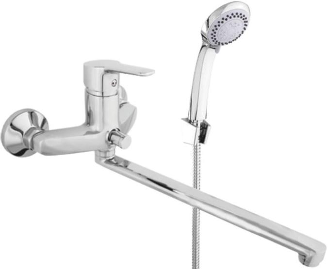 Смеситель Rubineta N11cd01 смеситель для душа rubineta prince р 12 к star