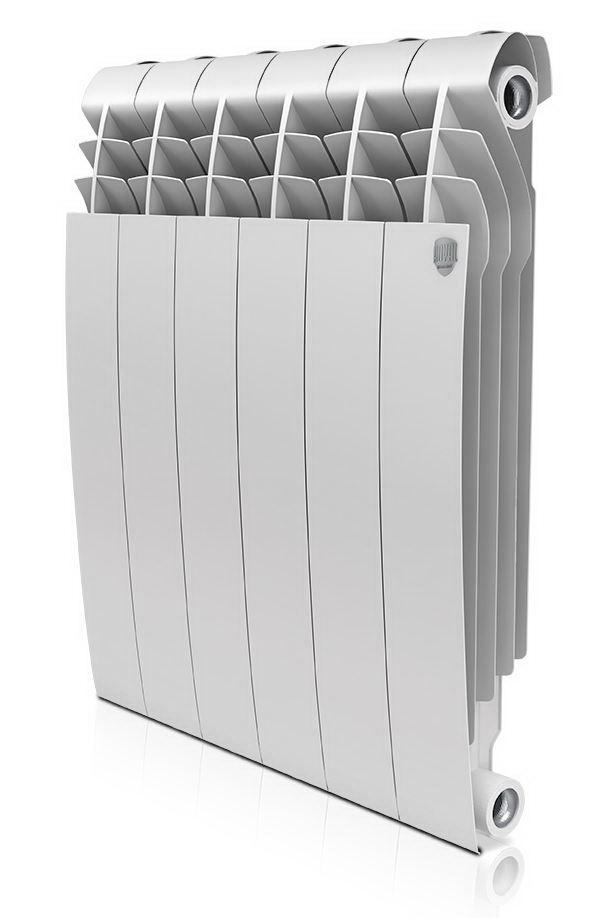 Купить Радиатор биметаллический Royal thermo НС-1054813 biliner 500