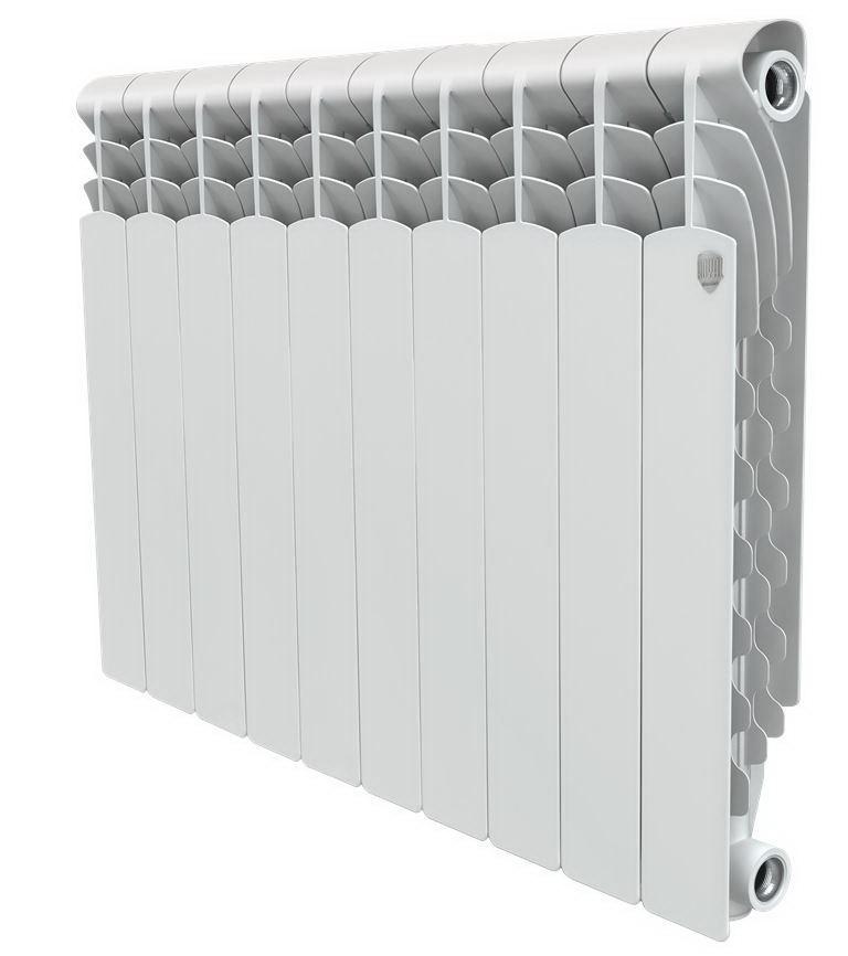 Радиатор алюминиевый Royal thermo Revolution 500х80 НС-1054820