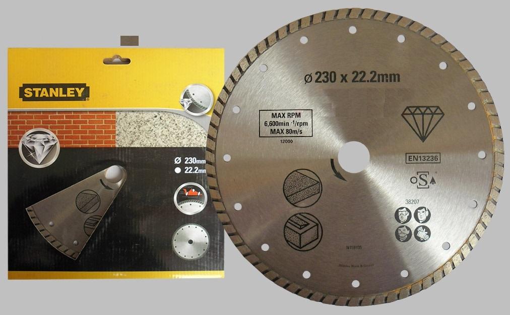 Круг алмазный Stanley Sta38207-xj permanent roland xj 640 xj 740 eco solvent chips 6pcs set cmyklclm printer parts