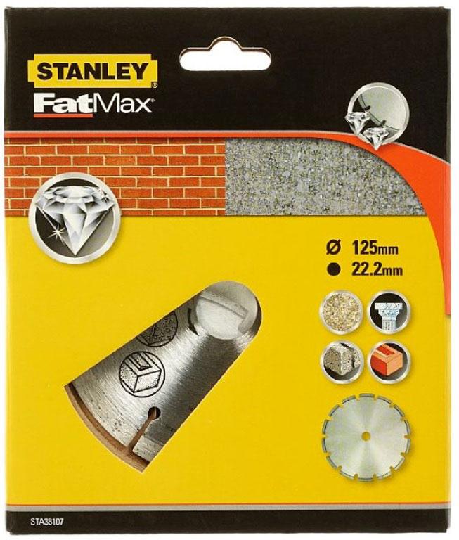 Круг алмазный Stanley Sta38107-xj