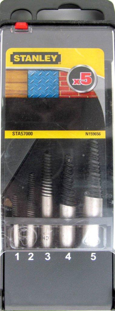 Набор экстракторов Stanley Sta57000-qz