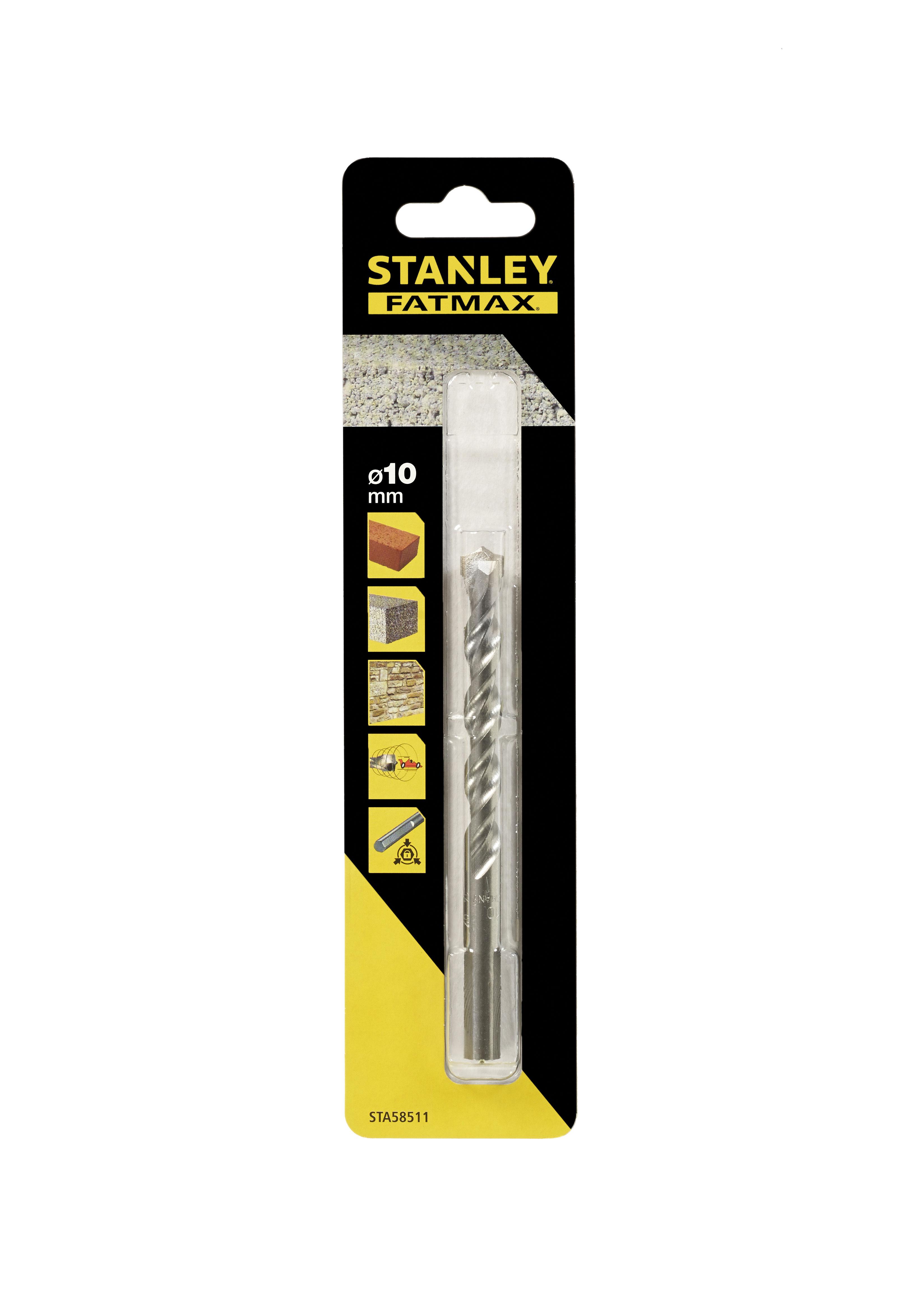 Сверло Stanley Sta58511-qz сверло stanley sta50045 qz