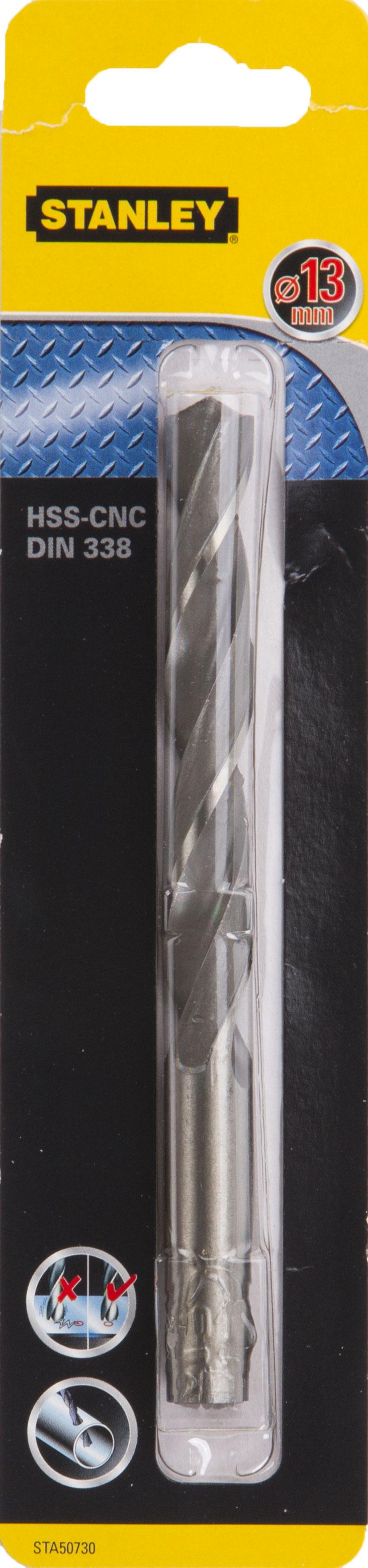 Сверло Stanley Sta50730-qz угольник комбинированный stanley 0 46 151