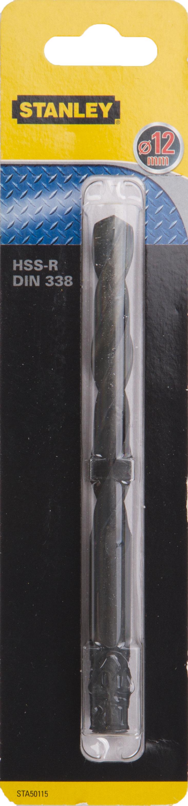 Сверло Stanley Sta50115-qz угольник комбинированный stanley 0 46 151