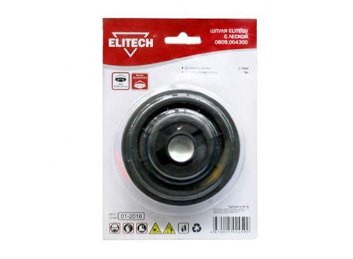 Режущая головка для кос ELITECH 0809,004300