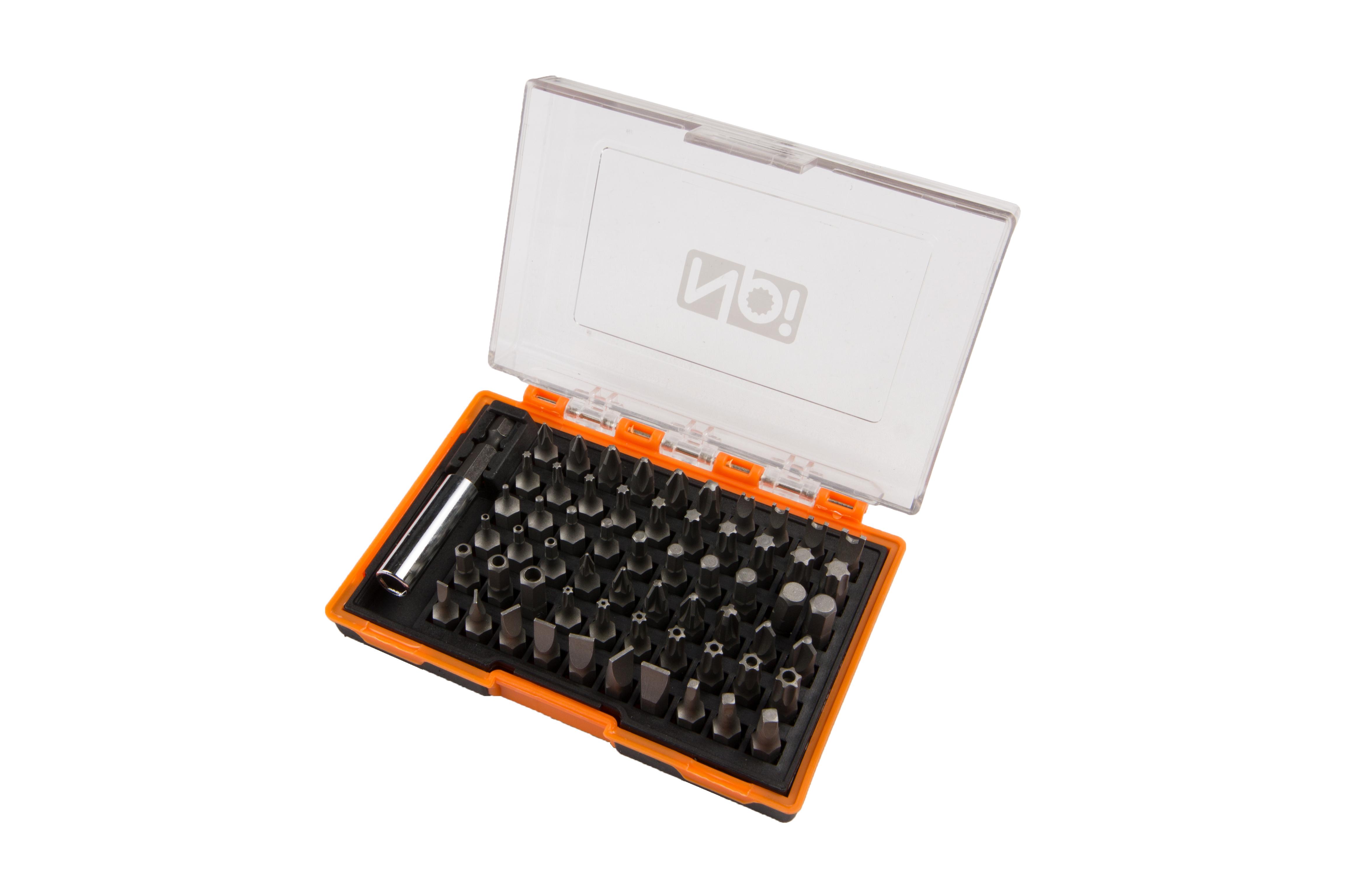 Набор бит Npi 25072 нож npi 10552