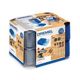 Набор насадок для дрели Dremel 730 набор отрезных кругов dremel 705 2615s705ja