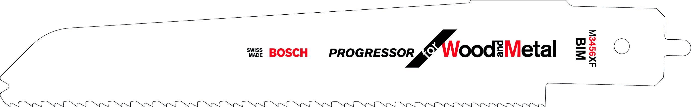 Полотно для сабельной пилы Bosch M 3456 xf (2.608.656.931)