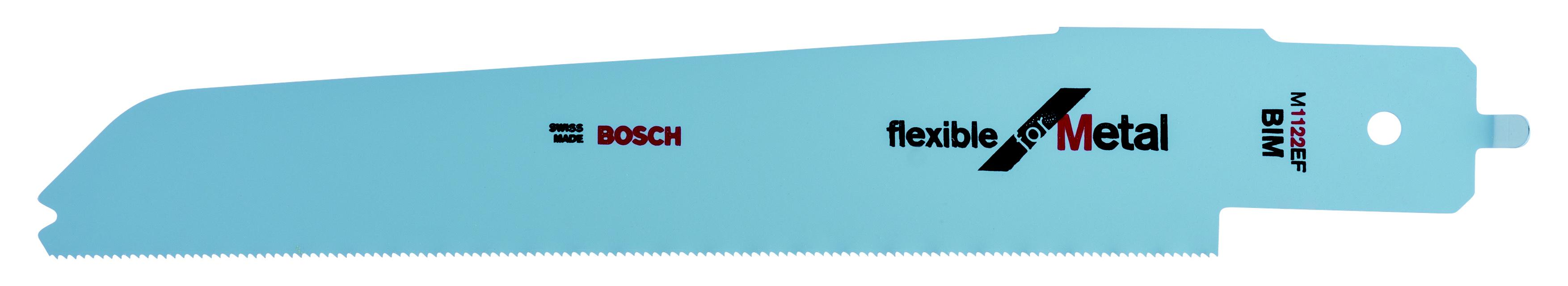 Полотно для сабельной пилы Bosch M 1122 ef (2.608.656.932) bosch mas 6151 m