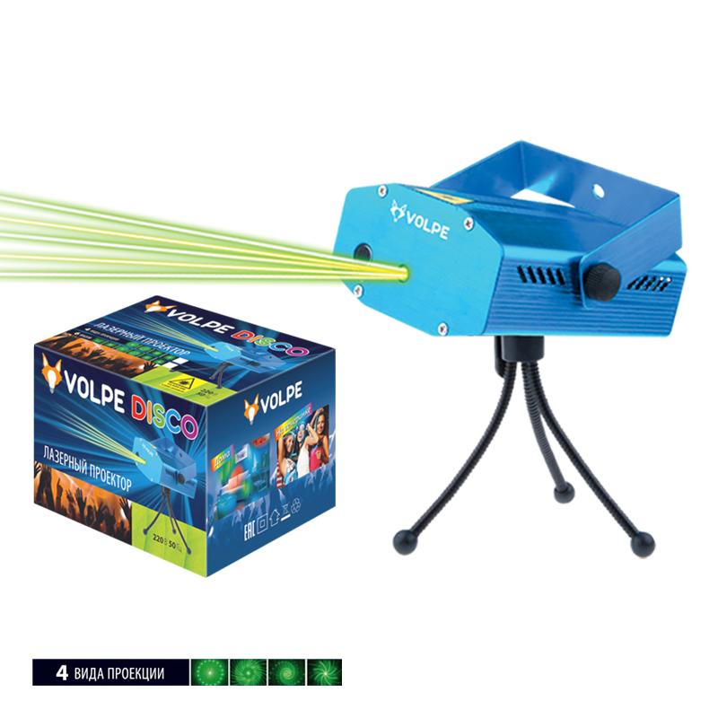 Световая система Volpe Udl-q350 4p/g blue от 220 Вольт