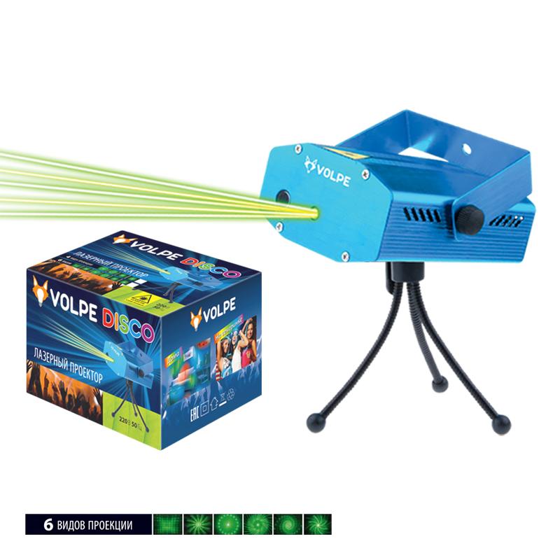 Световая система Volpe Udl-q350 6p/g blue от 220 Вольт