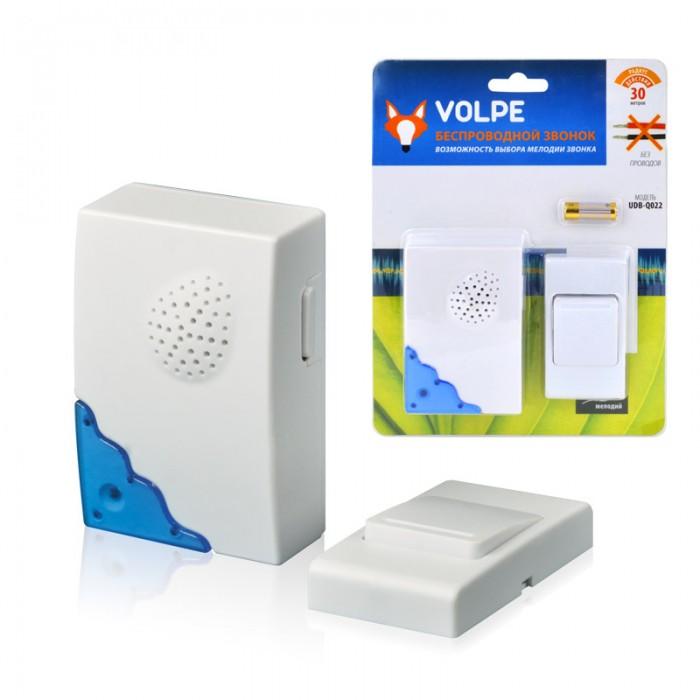Звонок Volpe Udb-q022 w-r1t1-16s-30m-wh