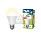 Лампа светодиодная VOLPE VOLPE LED-A60-11W/WW/E27/FR/O