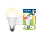 Лампа светодиодная VOLPE LED-A60-7W/WW/E27/FR/O