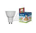 Лампа светодиодная VOLPE LED-JCDR-5W/NW/GU10/O