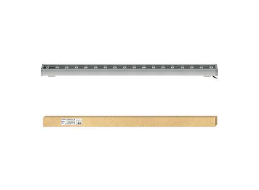 Прожектор светодиодный VOLPE VOLPE ULF-Q552 18W/NW IP65 SILVER