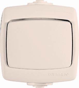 Переключатель Wessen Va66-102b-si