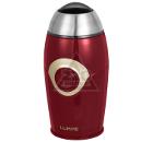 Кофемолка LUMME LU-2602 красный гранат