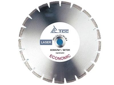 Круг алмазный ТСС 450-economic economic methodology