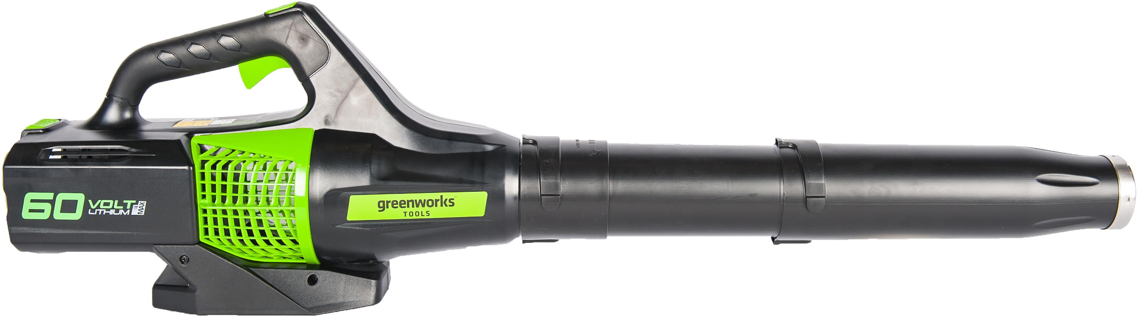 Воздуходувка Greenworks Gd60ab (2401307) БЕЗ АККУМ и ЗУ