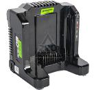 Зарядное устройство GREENWORKS G60UC (2918507) БЕЗ АККУМ