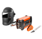 Набор: инвертор WESTER Compact 120 + маска WH2 990-048 + электроды АНО-21 3.0мм 1кг + магнитный уголок WMCT25