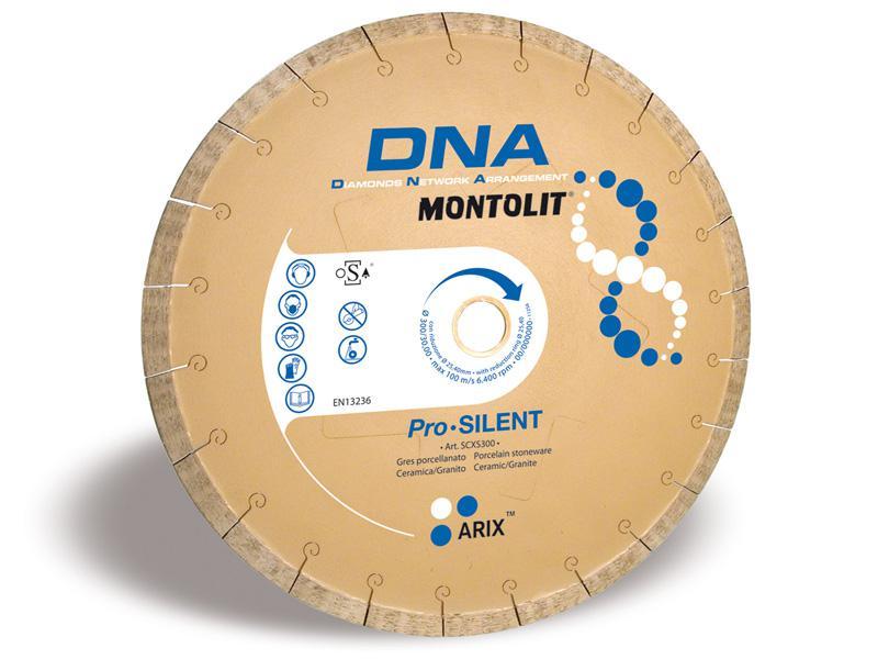 Круг алмазный Montolit Cx dna 350